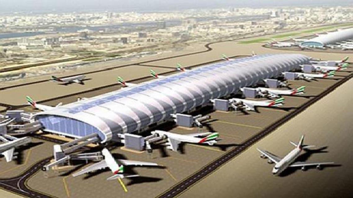 مطار في الإمارات