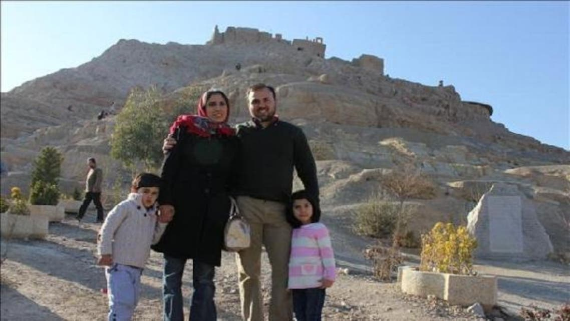 A 32-year-old Iranian-born American Christian convert, Saeed Abedini, was arrested on September 2012 during his return visit to Iran. (Courtesy: American Center for Law and Justice)