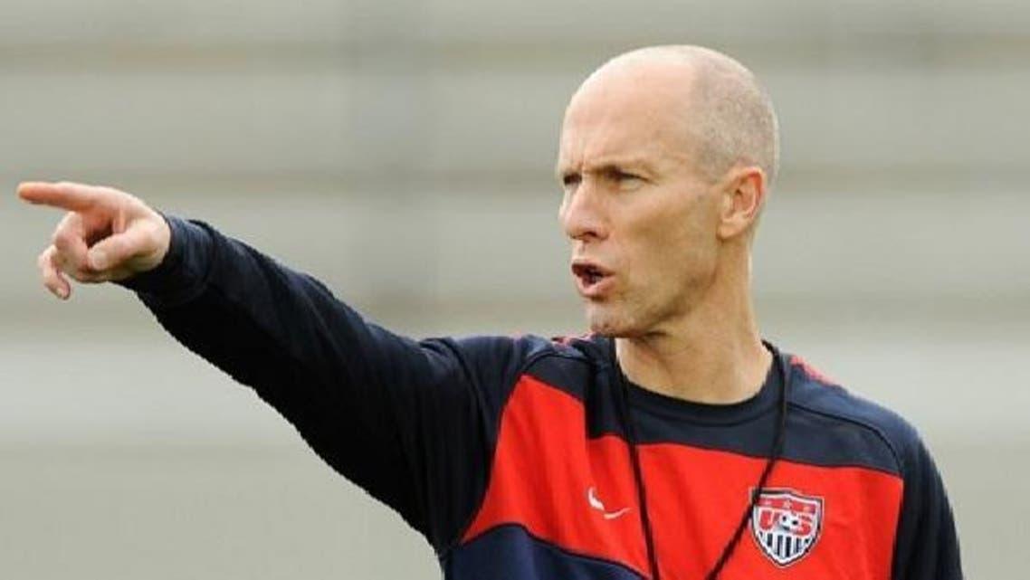 الأمريكي برادلي مدرب المنتخب المصري