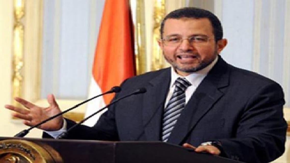 هشام قنديل رئيس الوزراء المصري