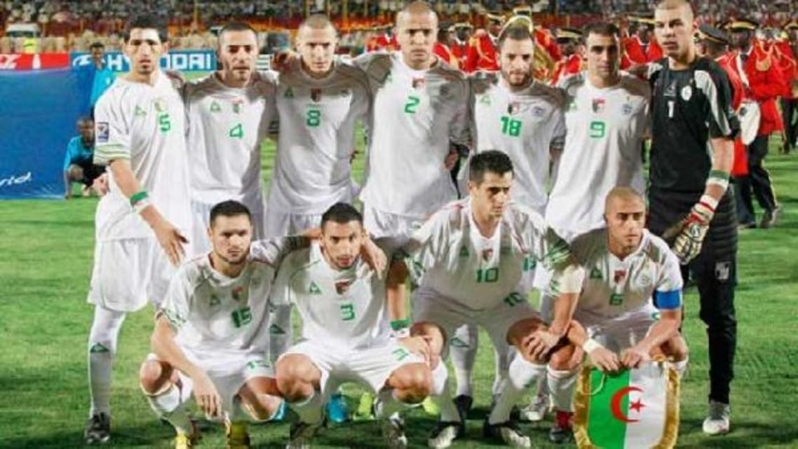 Algeria (pictured) will clash against a familiar enemy on Tuesday night during their Africa Cup of Nations Group D opener against Tunisia. (Reuters)
