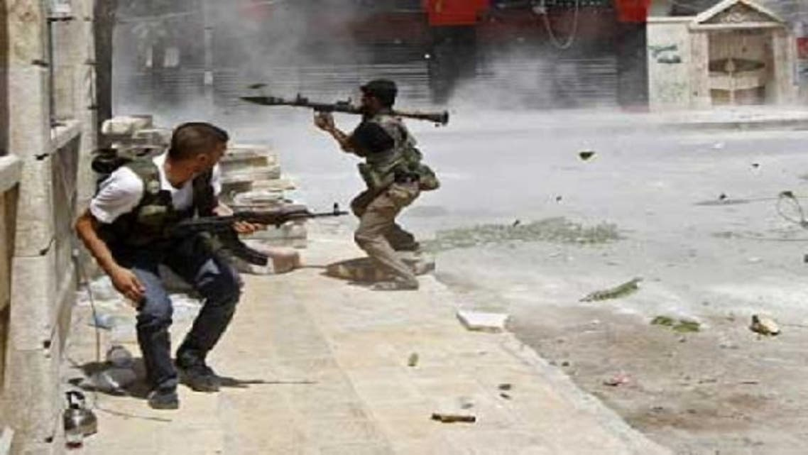 Dialogue between the regime and opposition forces will faciliate peace in the country. (Reuters)