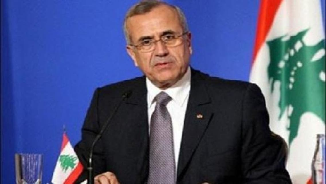 Lebanese President Michel Sleiman expresses support for a law allowing for civil marriage, currently illegal in the country. (AFP)