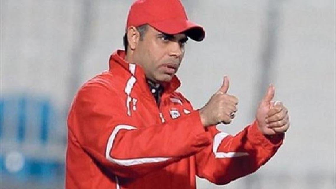 مدرب المنتخب الإماراتي مهدي علي