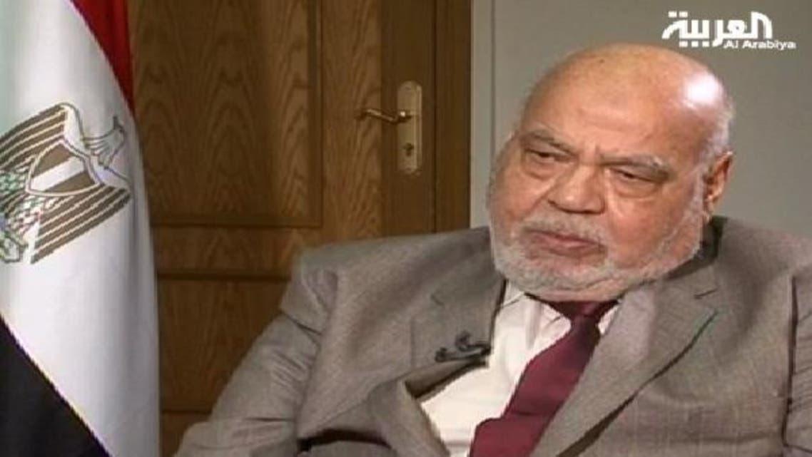 مصر کے وزیر انصاف احمد مکی