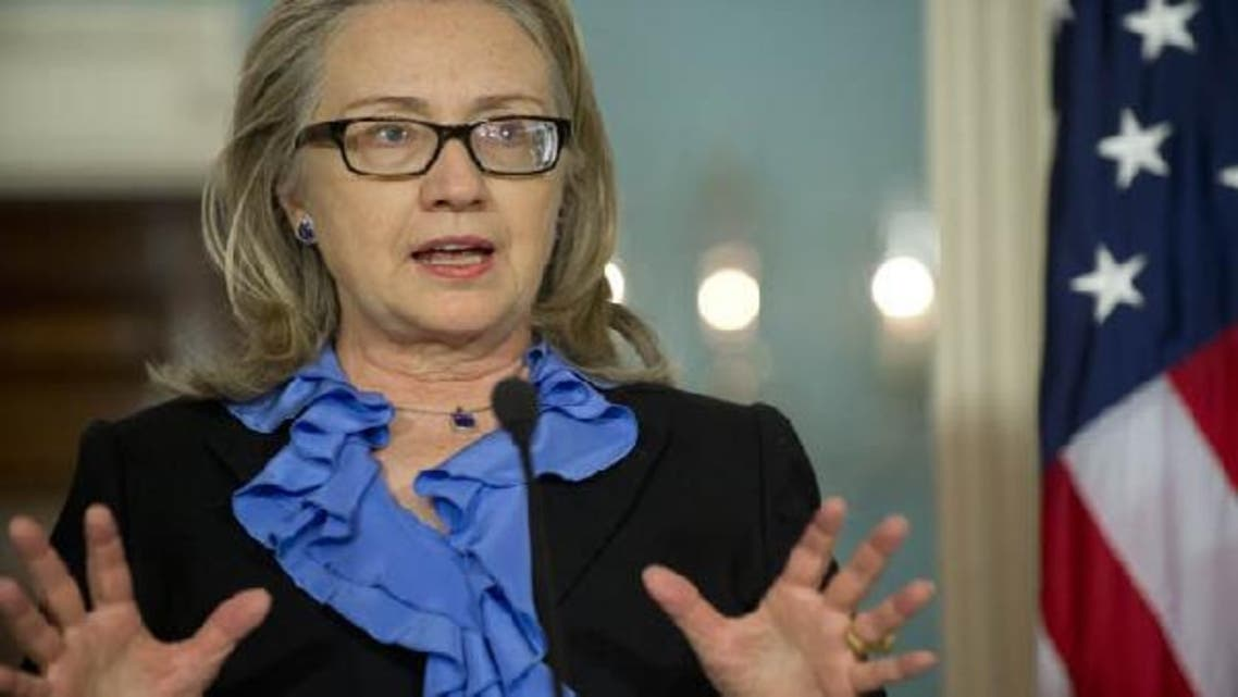 Clinton was meeting Friday with Foreign Minister Fumio Kishida of Japan, which has been unusually vocal in its criticism and summoned the Algerian ambassador to demand more information on its nationals. (AFP)