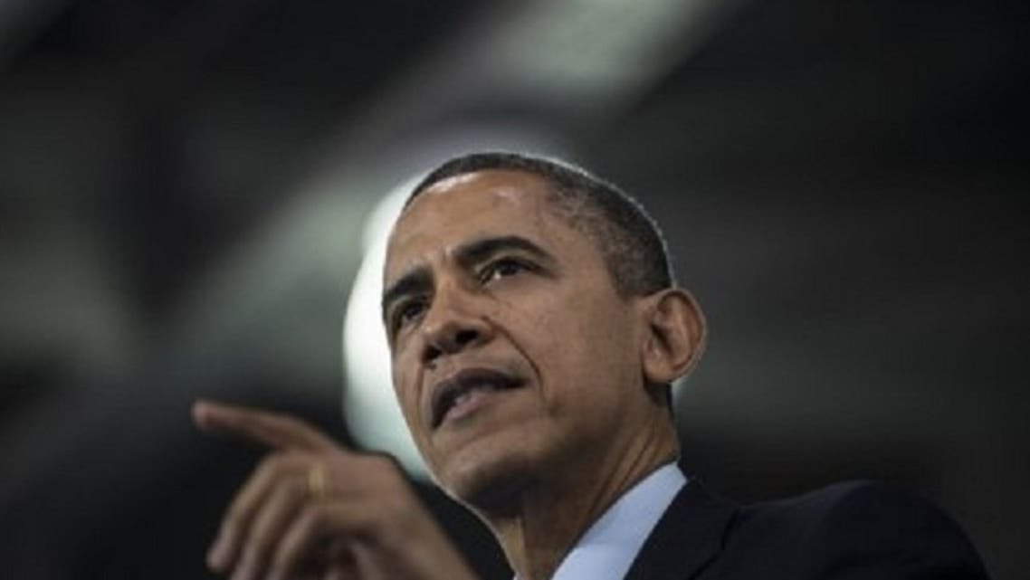 U.S. President Barack Obama said that he was working with Congress to ensure that American citizen were also able to comprehend the restraints and legal rationales of the U.S. drone war overseas. (AFP)