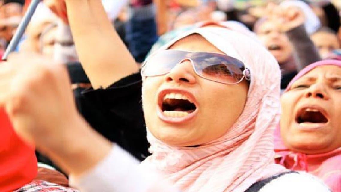 الإسلاميون يوجهون ضربة لتمثيل المرأة في البرلمان المصري