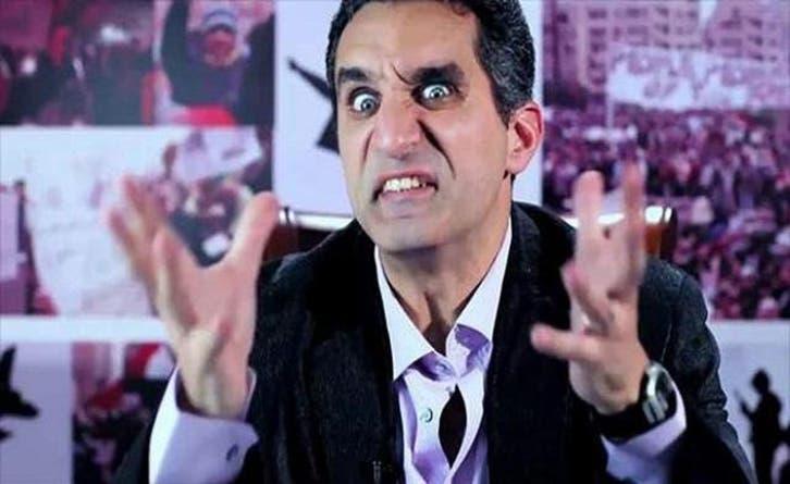 باسم يوسف أيقونة السخرية في مصر لعام 2013
