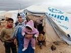 لاجئون سوريون(أرشيفية)
