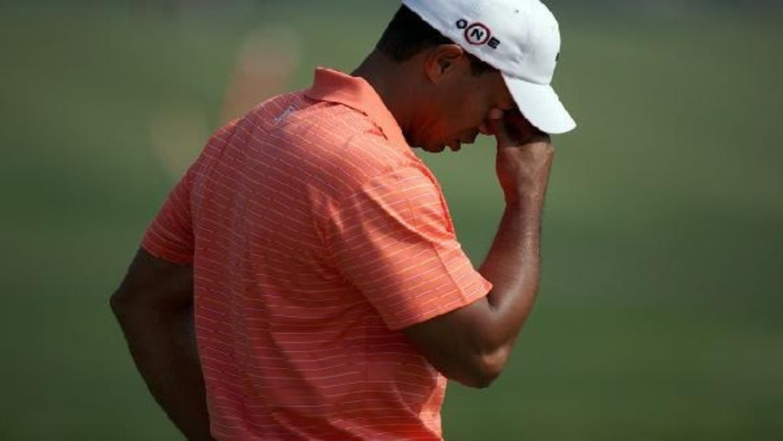 Qataris cannot afford Tiger Woods fee appearance for the only European Tour event in the Gulf state. (Reuters)