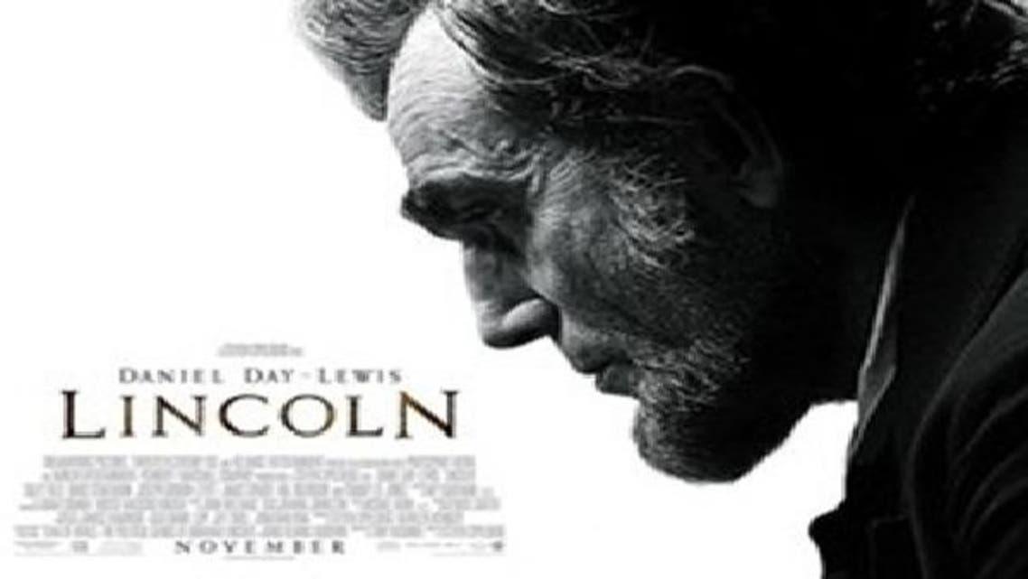 """فيلم \\""""لينكولن\\"""" يتصدر ترشيحات الأوسكار لـ12 جائزة"""