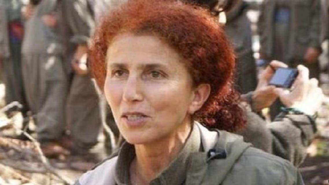"Sakine Cansiz was one of three female Kurdish activists found \\""executed\\"" in Paris. (AFP)"