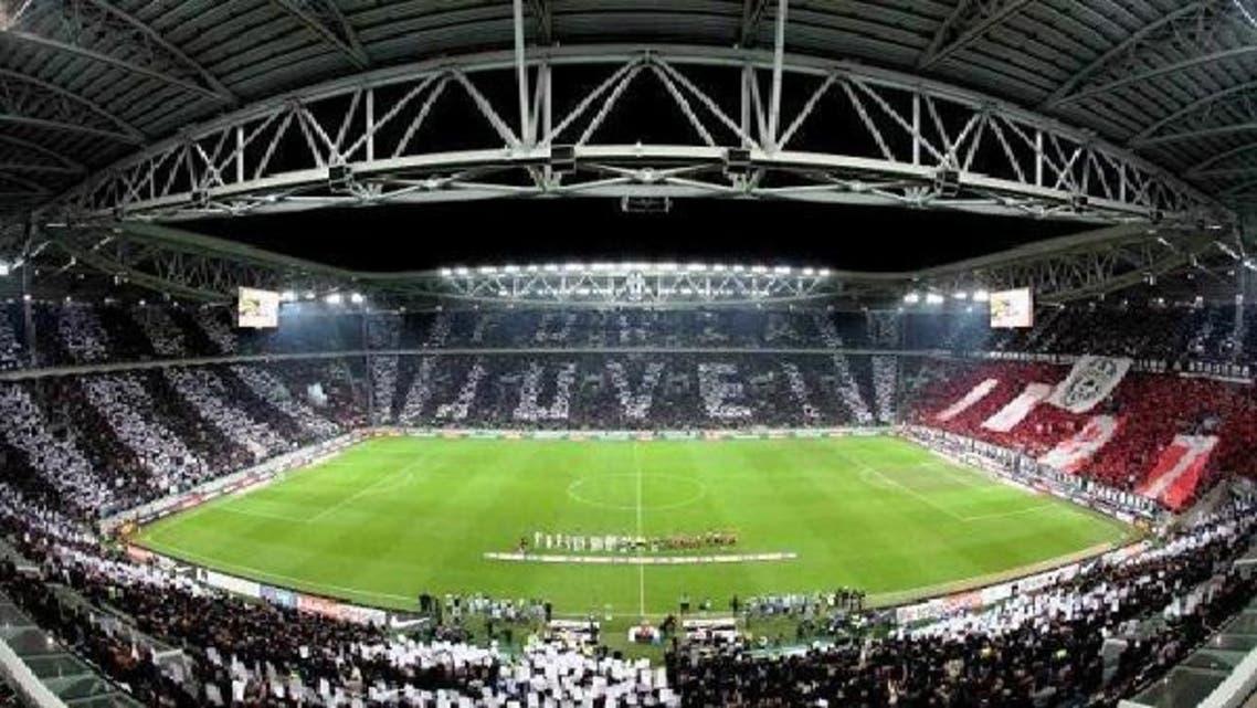 ملعب نادي يوفنتوس الإيطالي