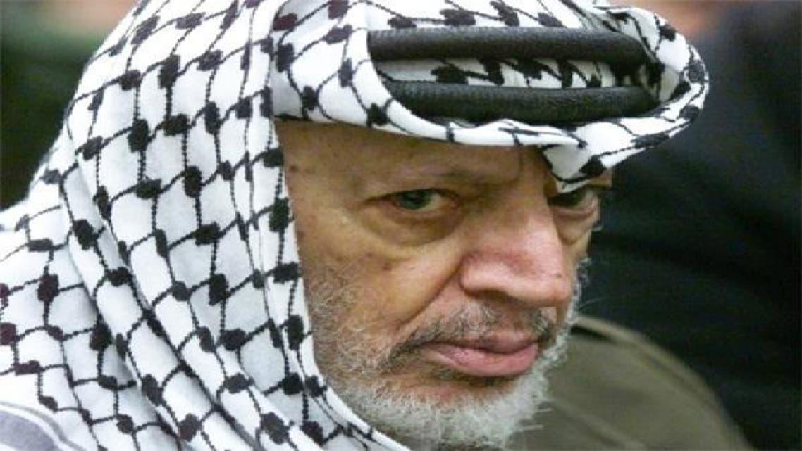 فلسطینی صدر ياسر عرفات