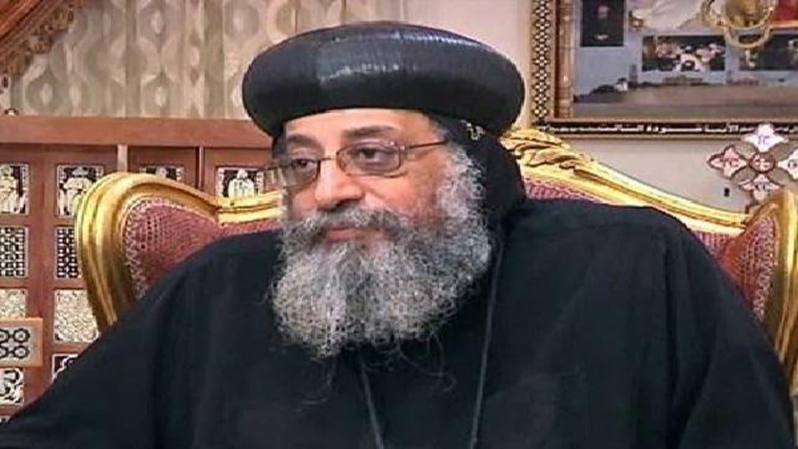 بابا الأقباط يعبر عن حزنه إزاء تحريم المعايدة على مسيحيي مصر