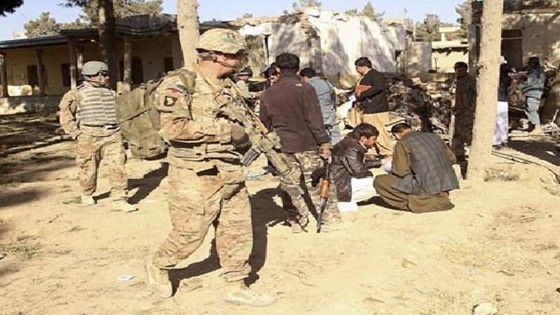 نیٹو نے افغان فوج کی وردی میں ملبوس اہلکار کی فائرنگ سے ایک برطانوی فوجی کی ہلاکت کی تصدیق کی ہے۔