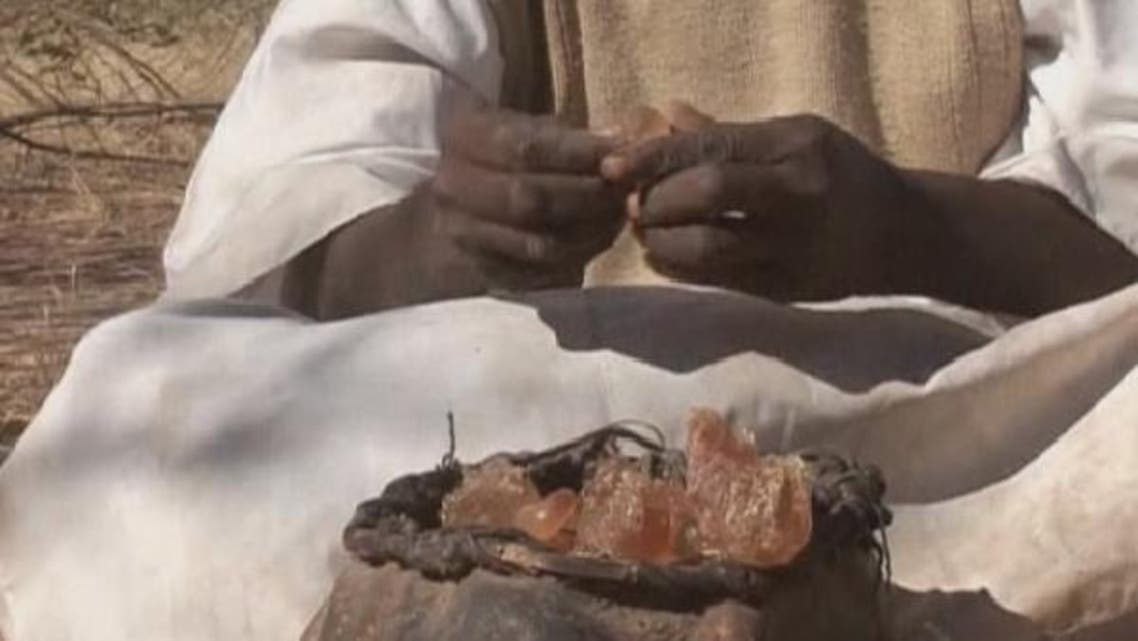 In recent years, Sudan has been cashing in on a rise in global demand for Gum Arabic, a natural edible gum produced by acacia trees growing in the country. Gum Arabic is used to bind ingredients in food, pharmaceuticals and adhesives.  (Reuters)