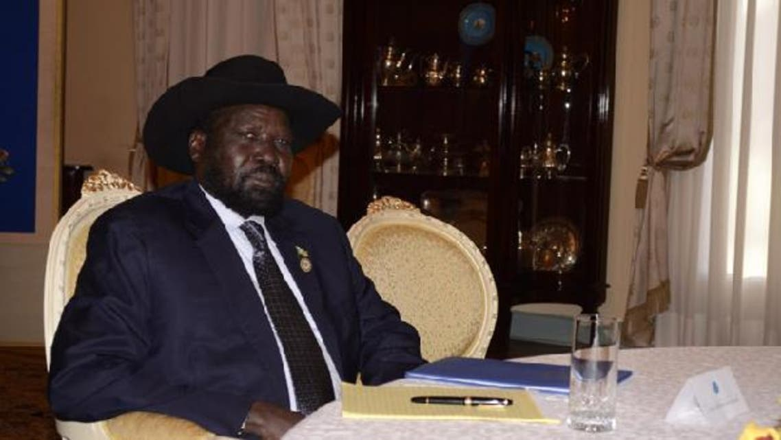 South Sudan President Salva Kiir. South Sudan is a country with no media law, making it difficult for reporters to get information as the government and security services are mainly made up of ex-guerrillas. (Reuters)