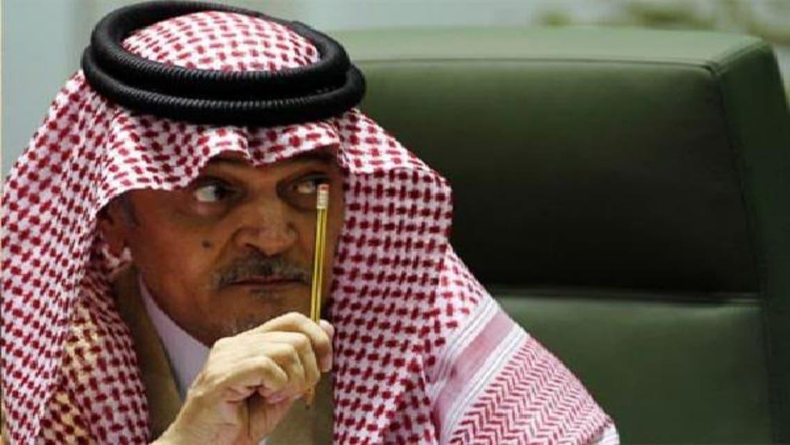 سعودی وزیرخارجہ شہزادہ سعود الفیصل