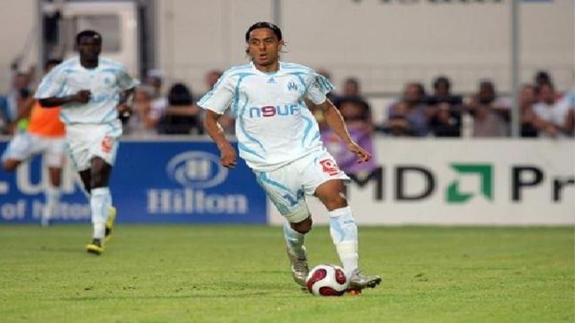 اللاعب الجزائري سليم عراش