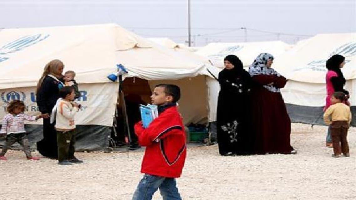 وصول أكثر من 8000 لاجئ سوري للأردن منذ مطلع العام