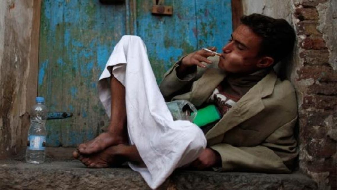 Yemeni authorities begin a campaign to eradicate qat trees, whose leaves have been chewed as a national past time for centuries, while the World Health Qrganization has classified it as a drug. (Reuters)