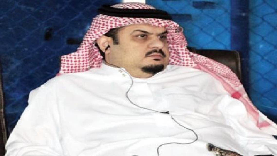 رئيس الهلال السعودي الأمير عبدالرحمن بن مساعد