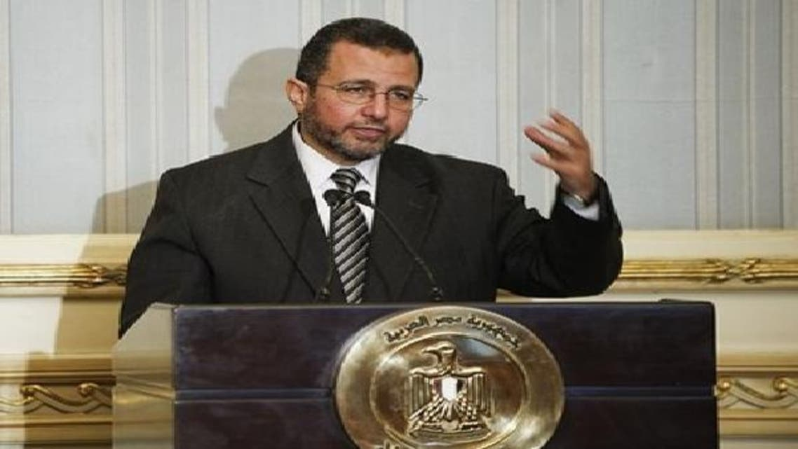 مصری وزیر اعظم ھشام قندیل