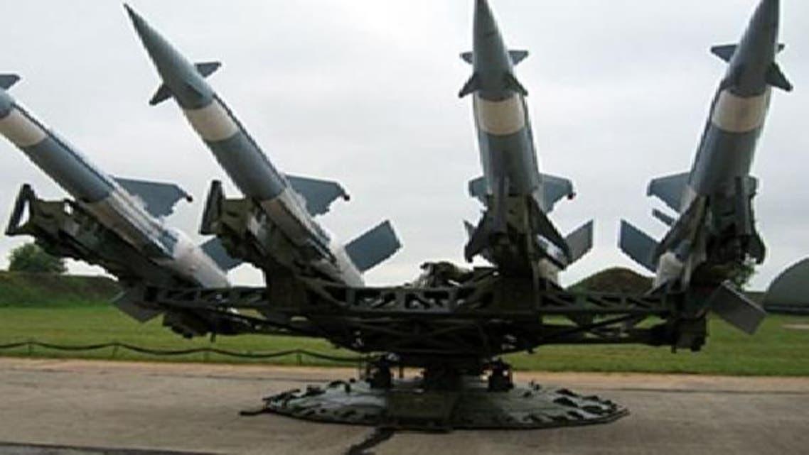 مصر:شمالی سینا میں امریکی ساختہ ٹینک شکن میزائل برآمد