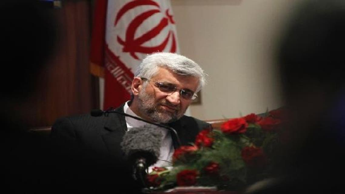 Iran criticizes the United States, blaming it for violating a nuclear non-proliferation treaty and its failure to wipe out terrorism in Afghanistan. (Reuters)