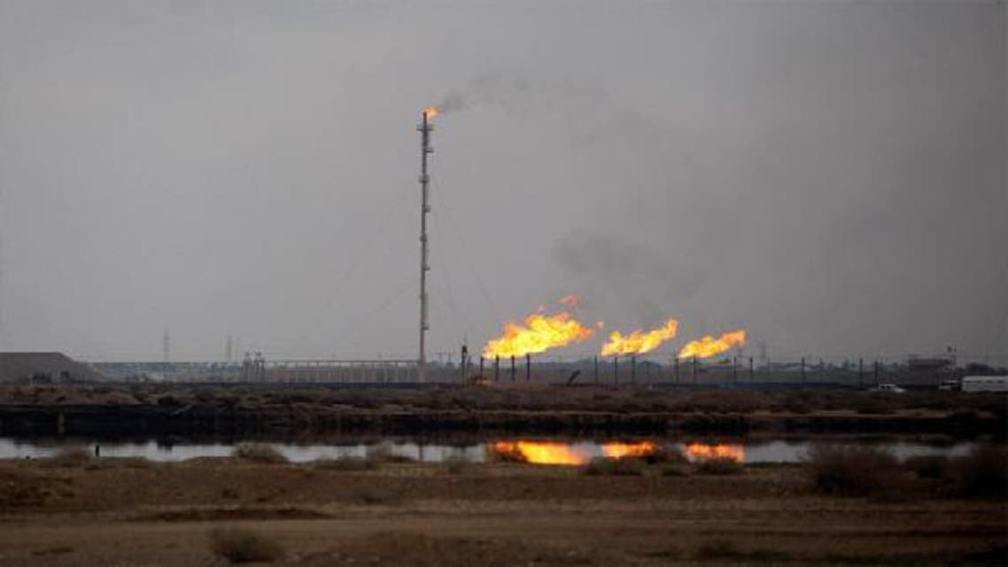 A general view shows the North Rumaila oilfield in the southern city of Basra Dec. 25, 2012. Iraq is the world's fastest-growing exporter of oil.  (Reuters)