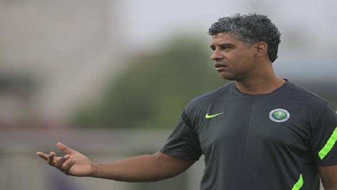 الهولندي ريكارد مدرب المنتخب السعودي