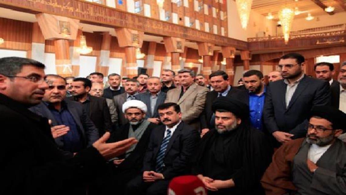 صلاة جمعة موحدة في بغداد دعماً لمعتصمي الأنبار
