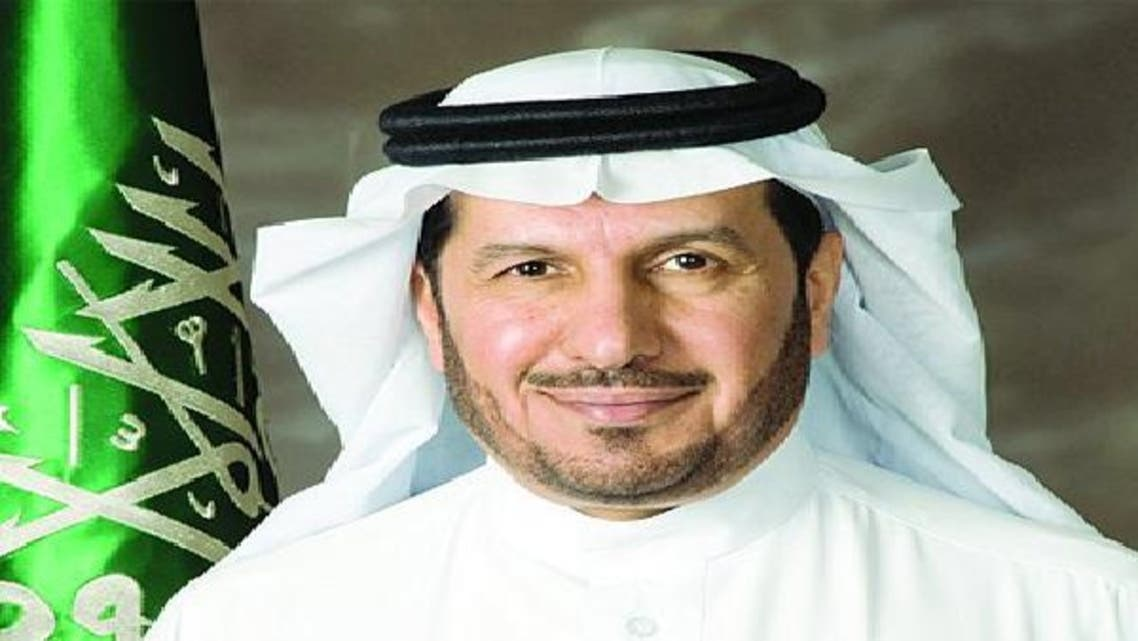 وزير الصحة عبدالله الربيعة