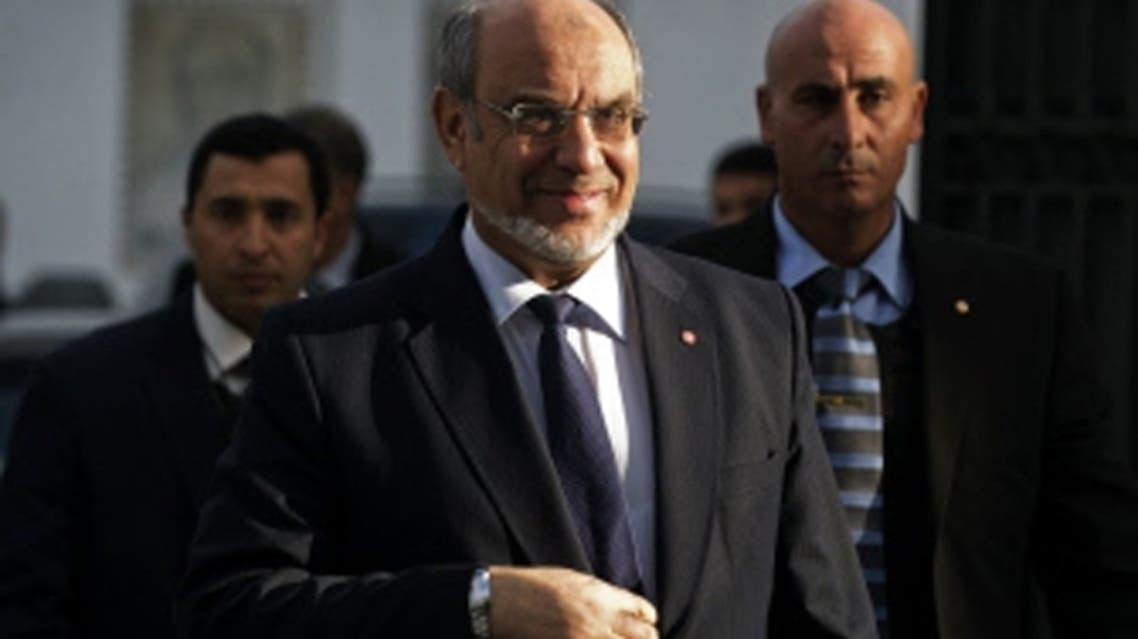 Tunisia's Prime Minister Hamadi Jebali called for a technocratic government to guide the country to new elections, but his own party, the moderate Islamist Ennahda, rejected his initiative. (AFP)