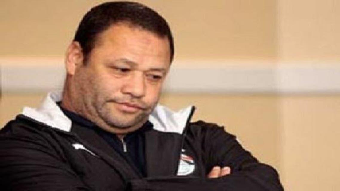 المدرب العام لمنتخب مصر ضياء السيد
