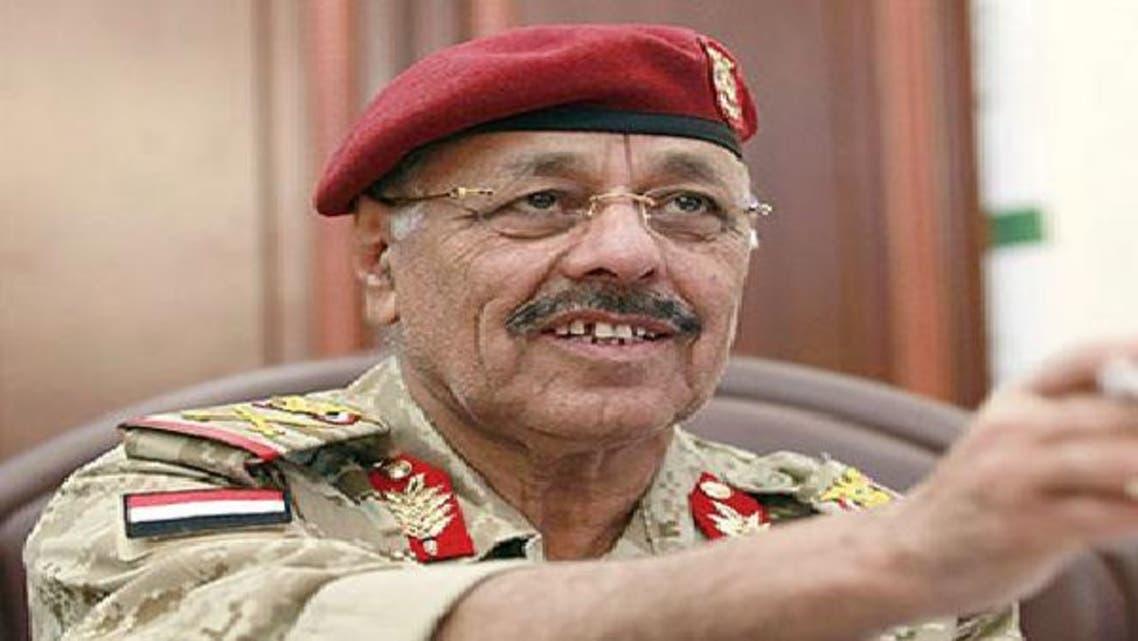 اللواء علي محسن صالح الأحمر