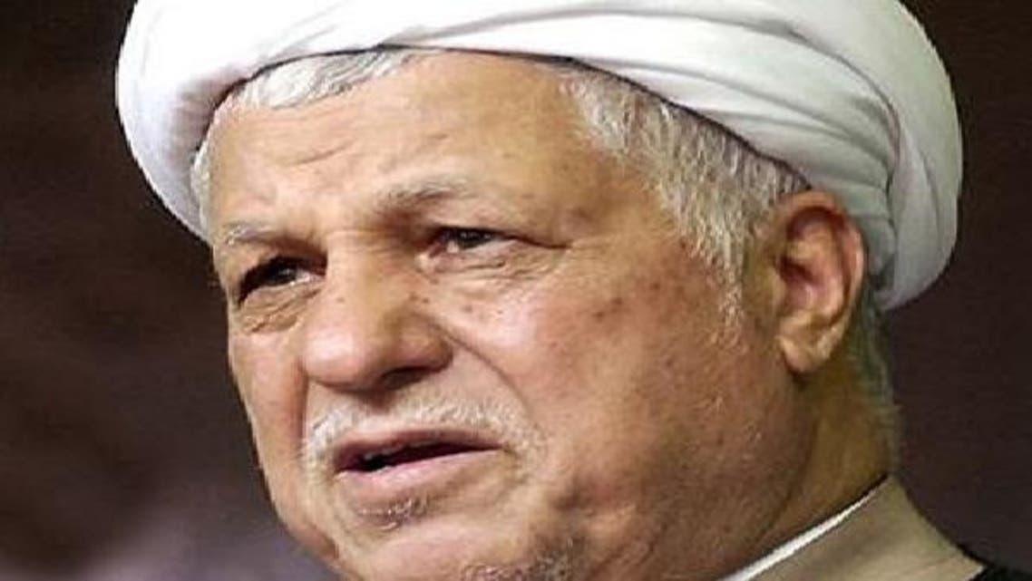 سابق ایرانی صدر علی ھاشمی رفسنجانی