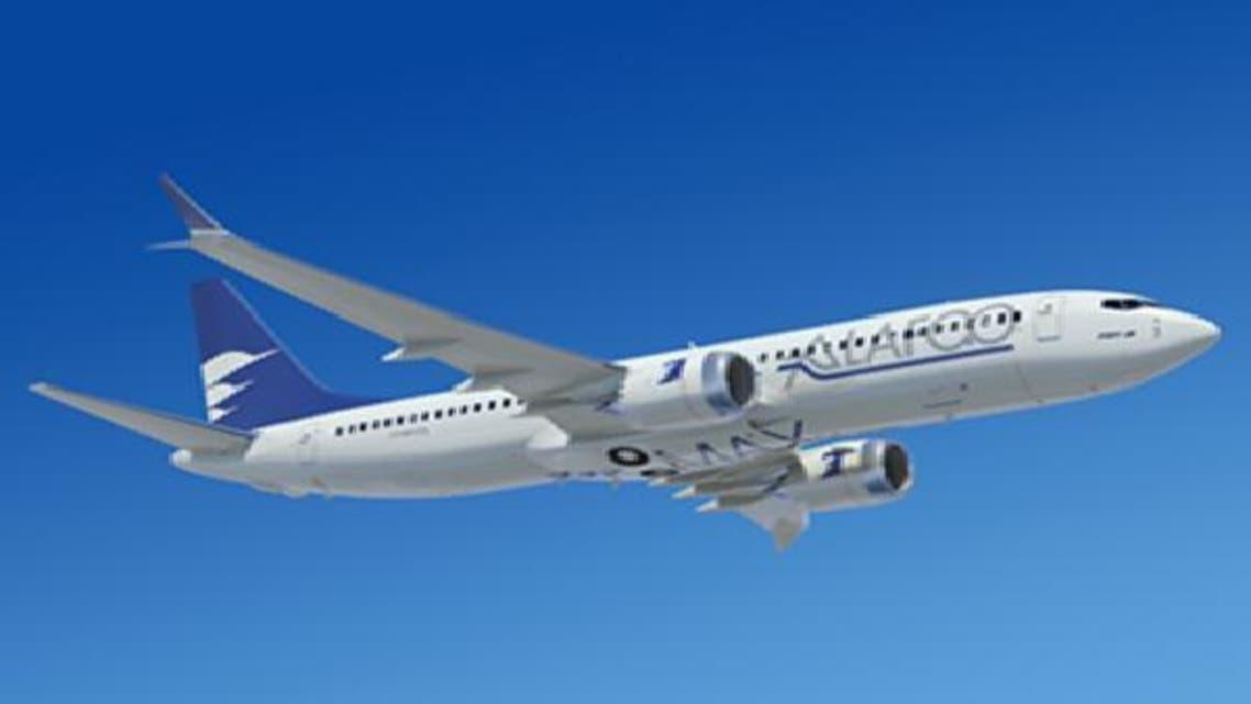 إحدى طائرات الافكو الكويتية