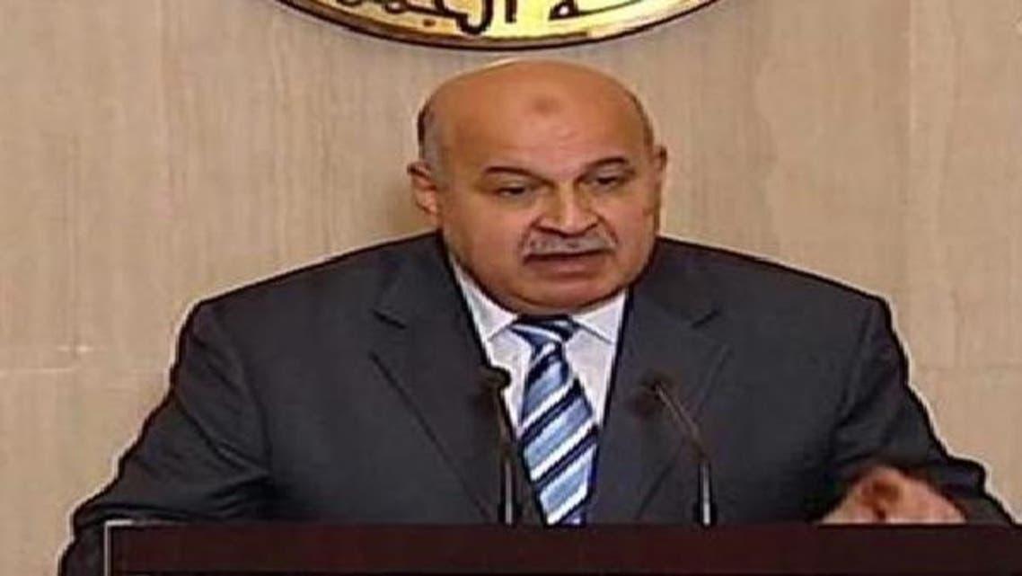 مصری نائب صدر محمود مكی