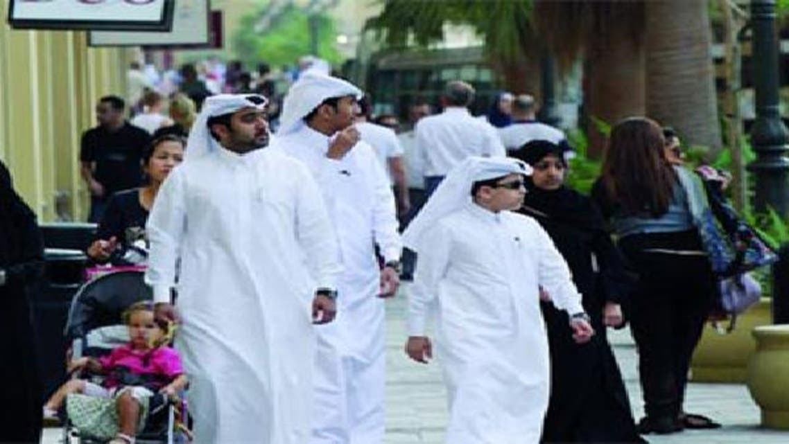 السعوديون يحافظون على صدارة زائري دبي منذ 2009