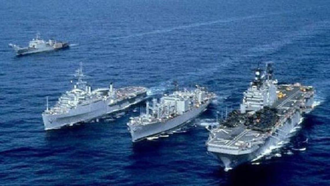 روسی شہریوں کے انخلا کی خاطر لڑاکا بحری جہاز غزہ روانہ