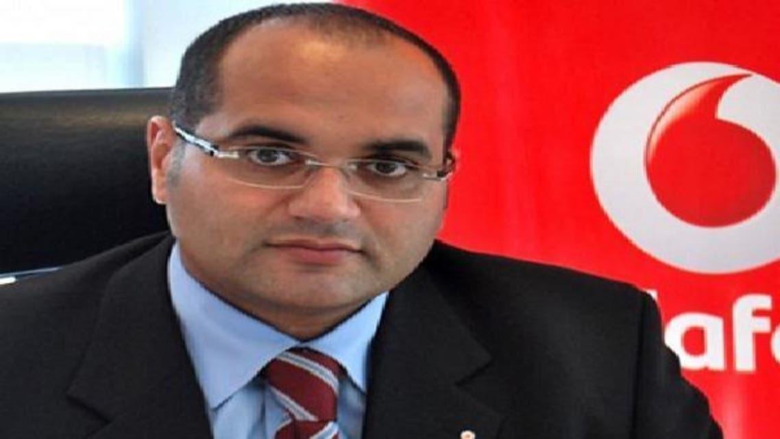 خالد حجازي نائب رئيس شركة فوافون مصر