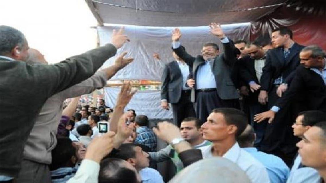 \'\'صدر مرسی دستوری عدالتِ عظمیٰ کے خلاف مہم چلا رہے ہیں\'\'