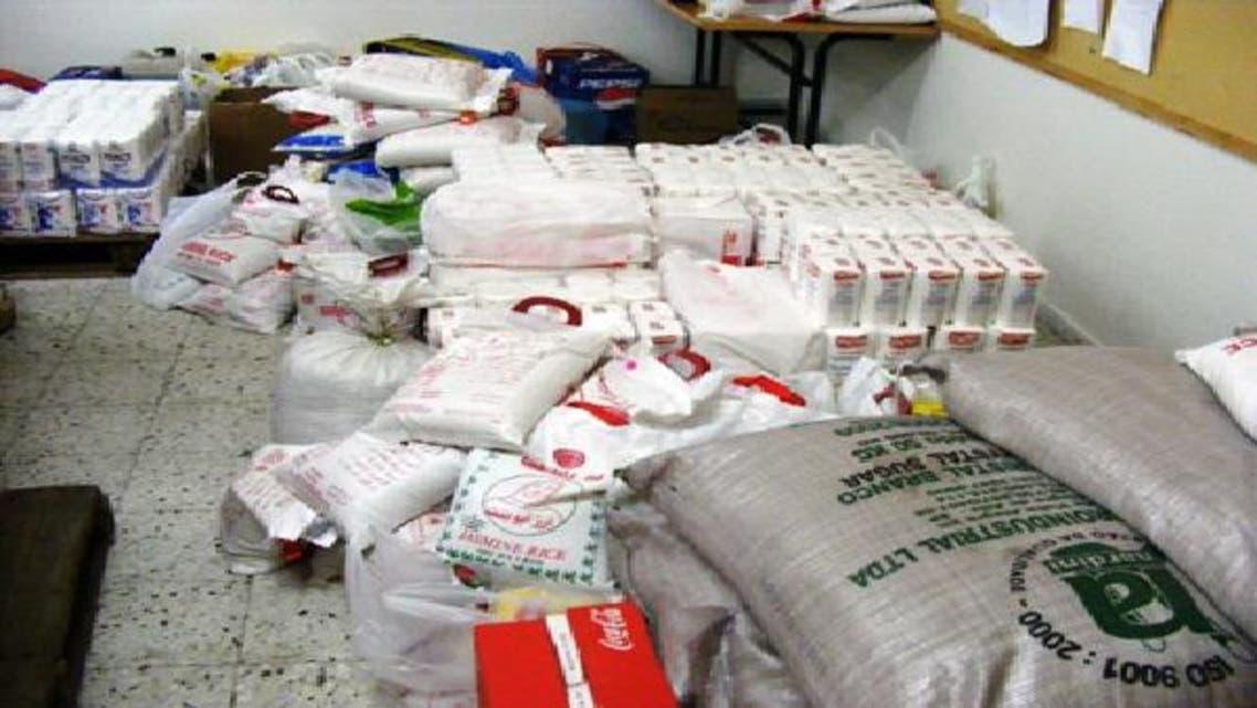 الجزائر ترسل دفعة ثانية من المساعدات إلى سكان غزة