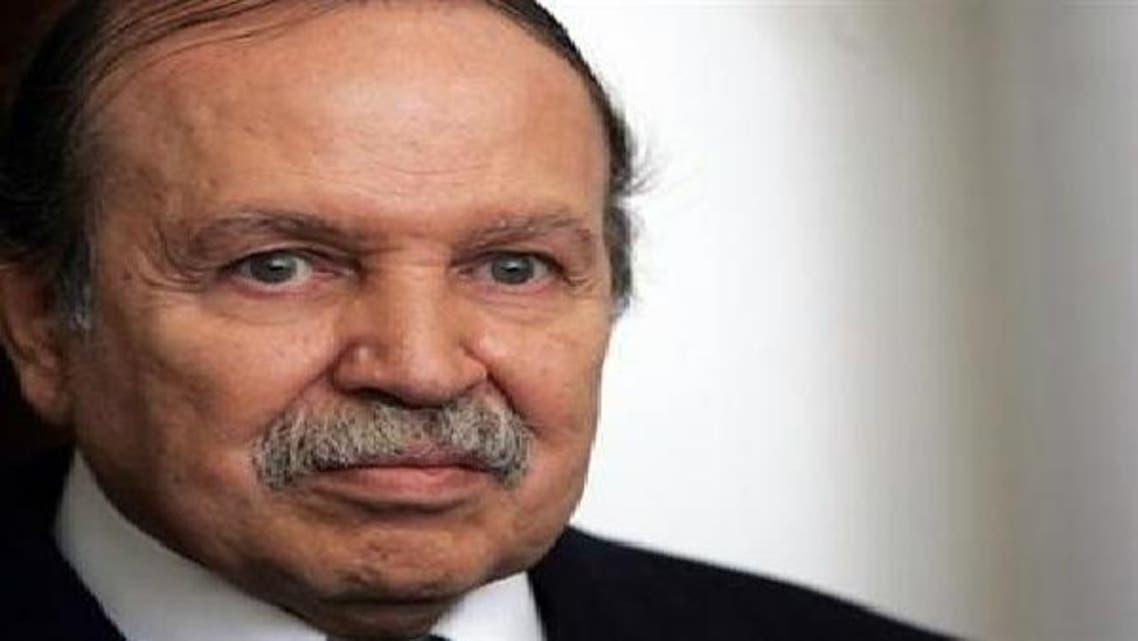 الجزائری صدر عبدالعزیز بوتفلیقہ