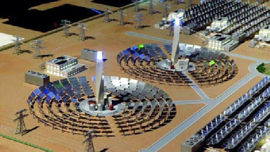 1000 ميغاواط قدرة مجمع محمد بن راشد للطاقة الشمسية