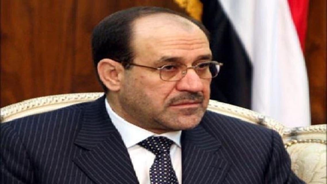عراقی وزیر اعظم نوری المالكی