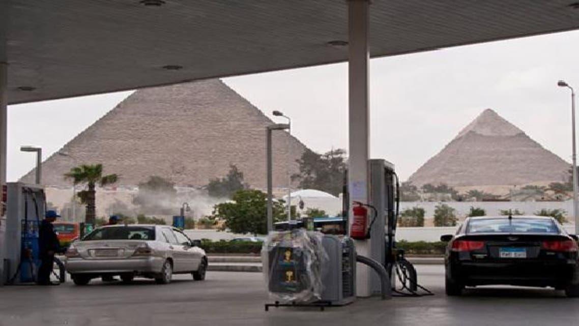الحكومة المصرية ترفع \\يدها\\ عن دعم بنزين 95